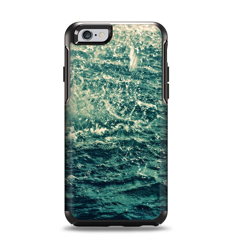 The Rough Water Apple iPhone 6 Otterbox Symmetry Case Skin Set