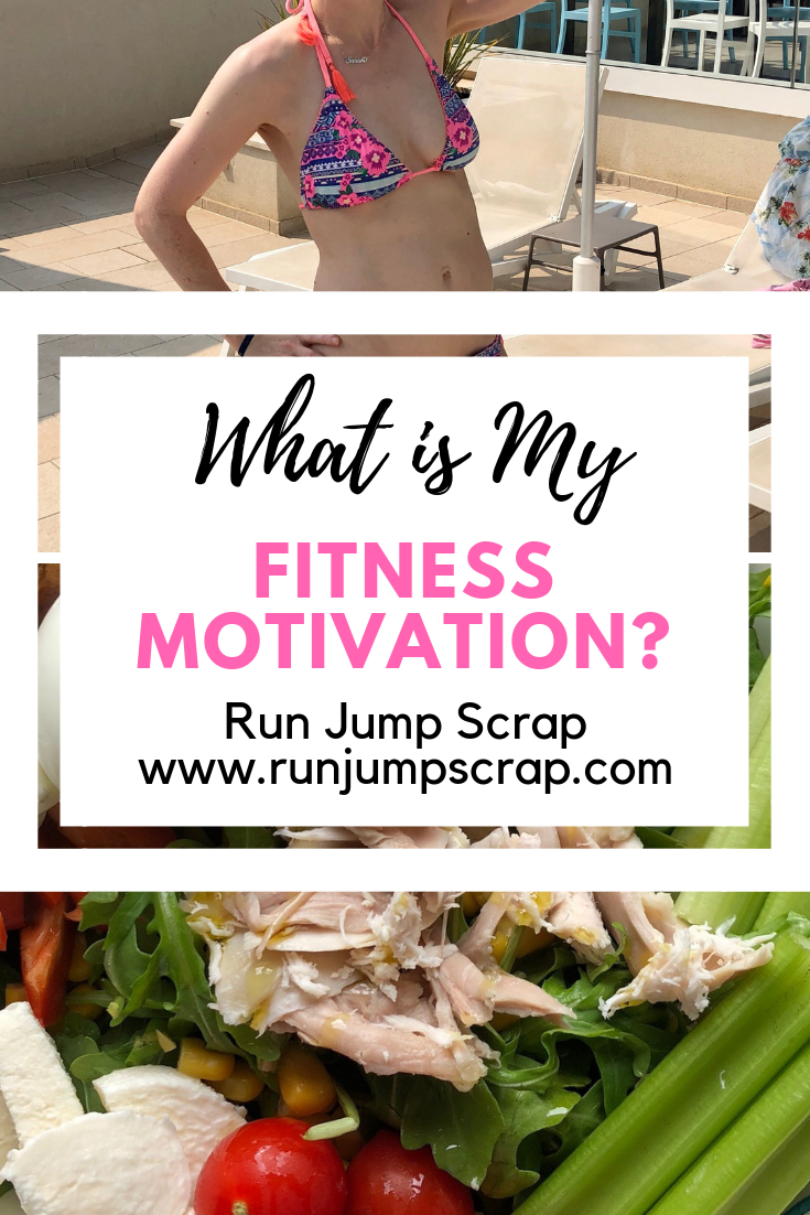 What is my Fitness Motivation? People often ask me how I stay so motivated for the gym and to keep f...