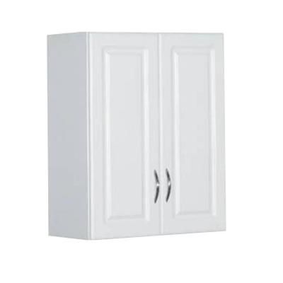 Closetmaid 30 In H X 24 In W X 12 In D White Raised Panel Wall Mounted Cabinet Storage 12317 Wall Storage Cabinets Freestanding Storage Cabinet Laundry Room