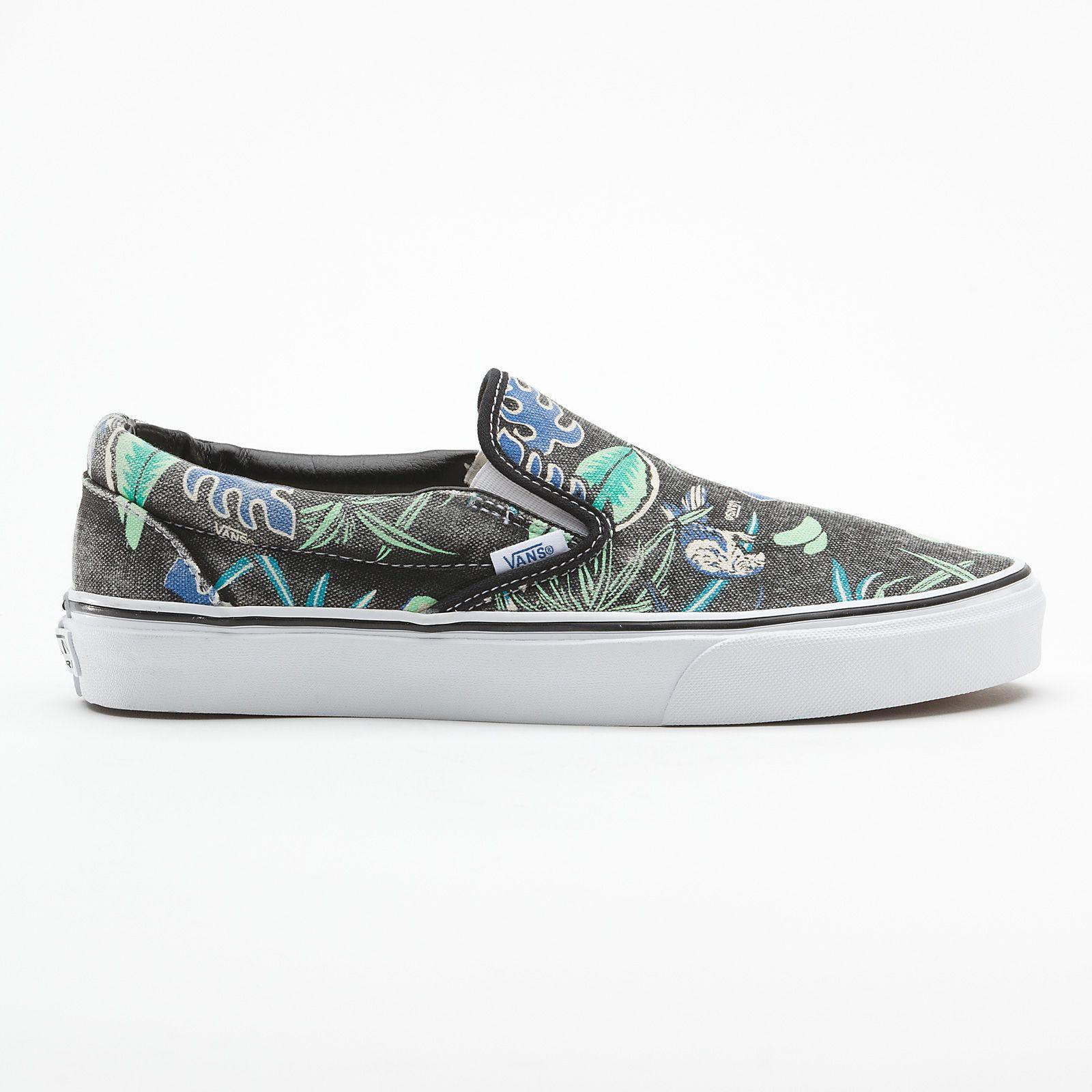 Just got these - yay. Van Doren Slip-On (Black Parrot 8ae3c09d7e