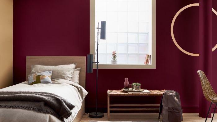 aménagement chambre à coucher moderne, quelle couleur pour une ...
