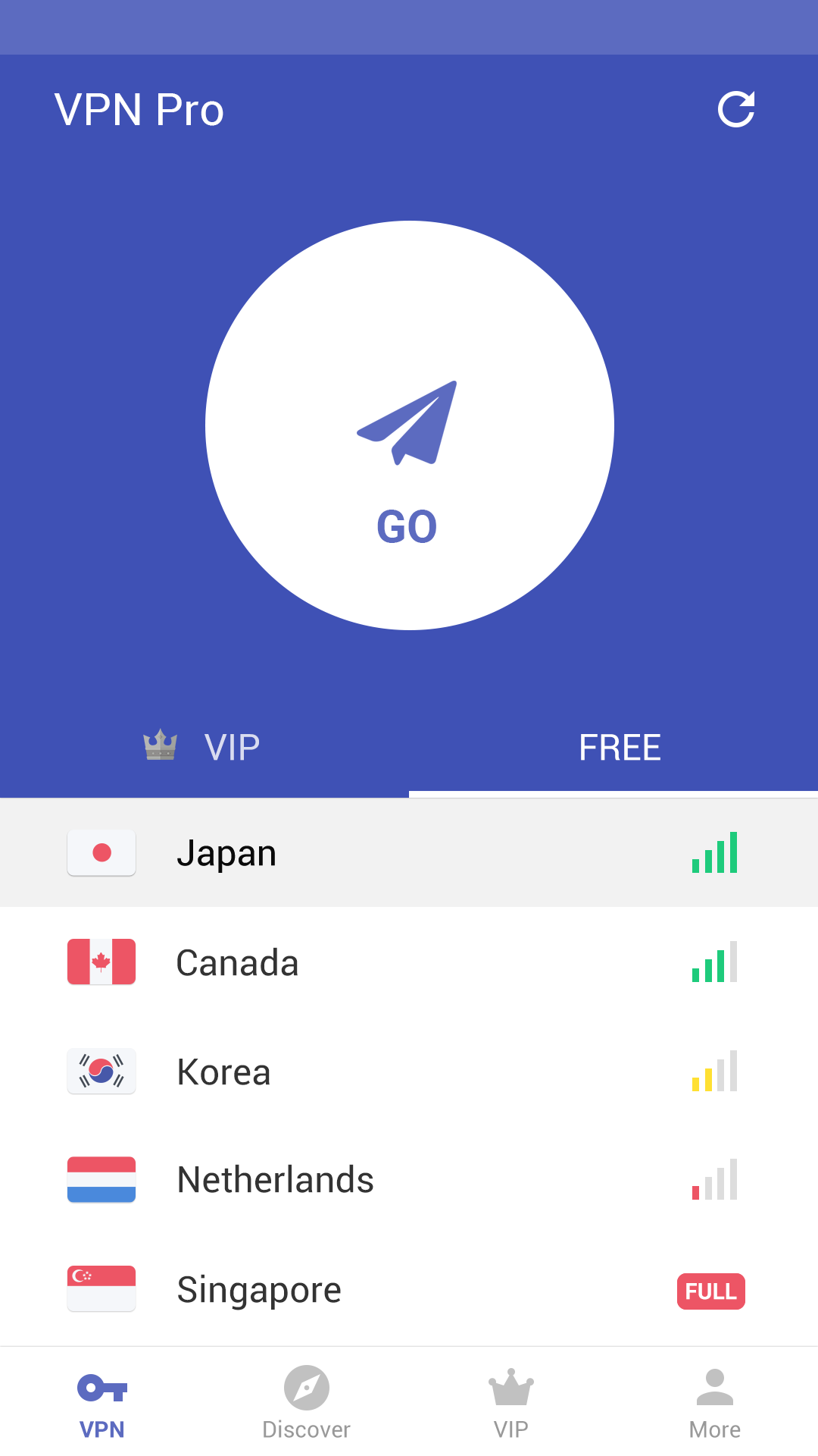 Free VPN proxy by Snap VPN APK Download - Free Tools APP for Android