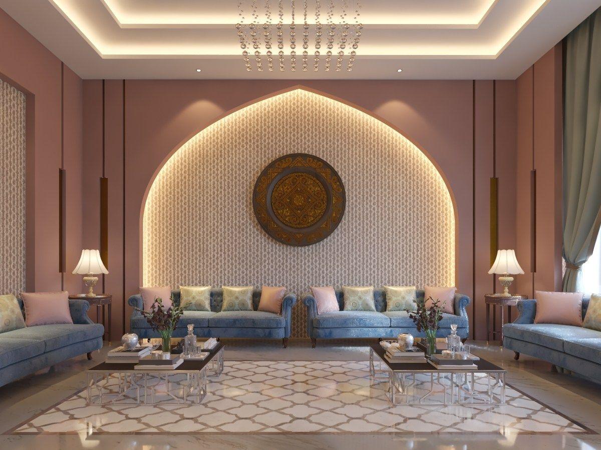 مجلس رجال Moroccan Home Decor 1920s Home Decor Bedroom False Ceiling Design