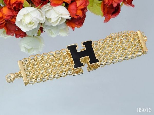 Hermes Womens Alloying Chains Bracelets-HS016 (US$ 54.6 / US$ 44.1) & Customer Reviews and Ratings