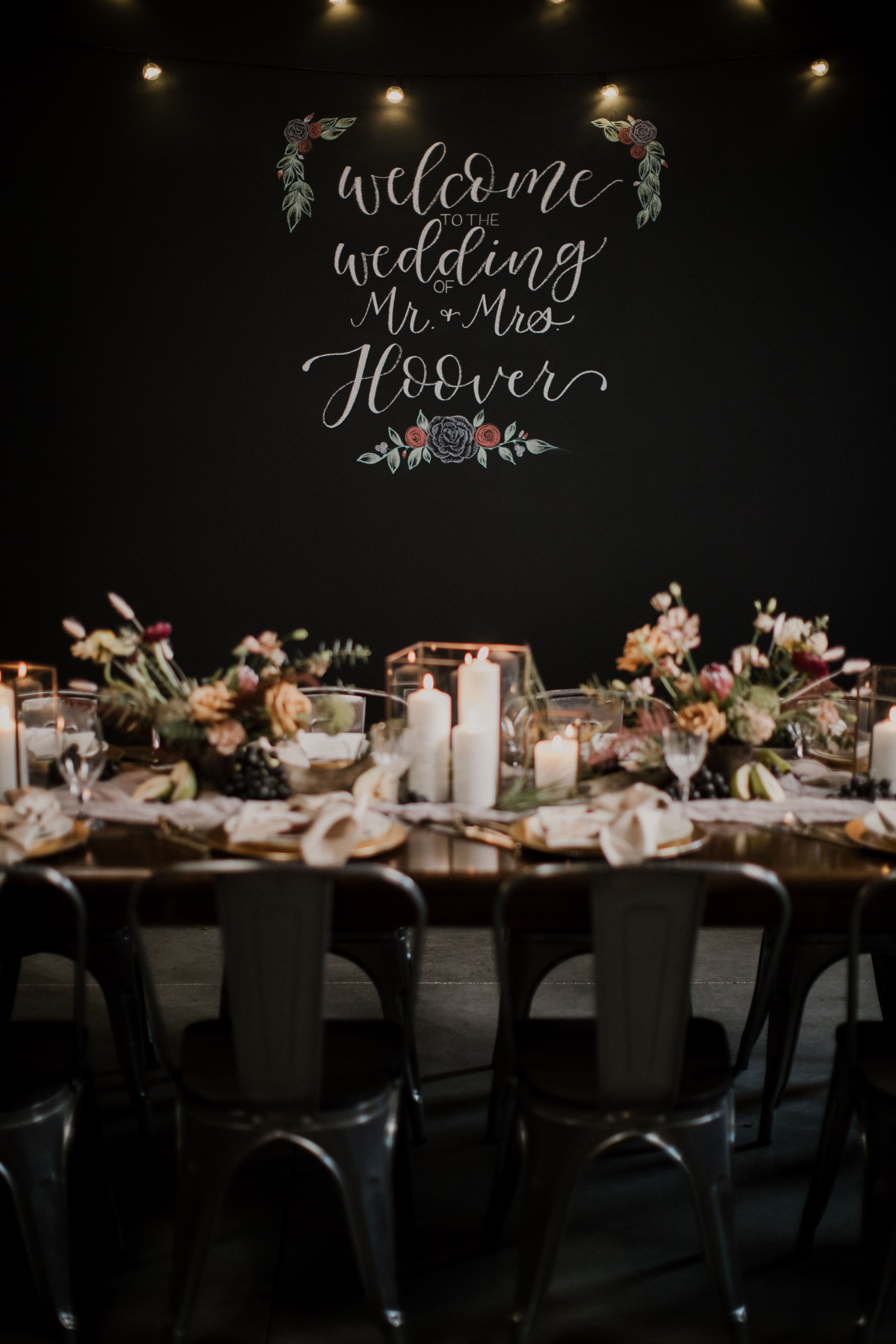 Industrial romance styled shoot at the brightside music