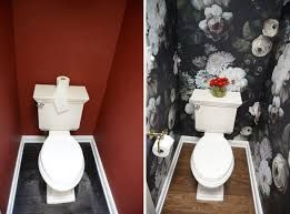 Ellie Cashman Dark Floral for the bathroom