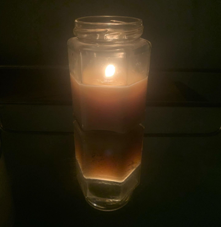 virtual candle lighting light