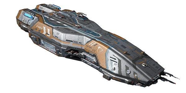 Revelation-Class Light Carrier
