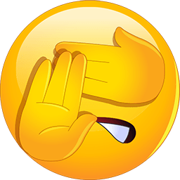 Image result for can't watch emoji