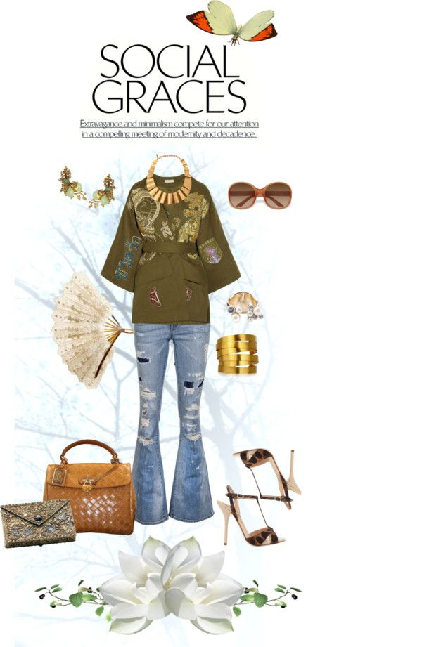 """""""Social Graces ~ Emilio Pucci Kimono ~ How would you wear it?"""" by lisacarter71 on Polyvore"""