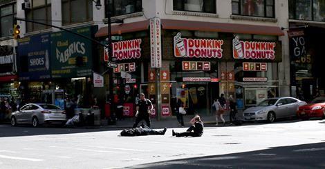 osCurve News: Officer Shoots Man in Midtown Manhattan