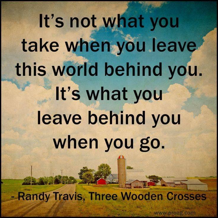 best country senior quotes