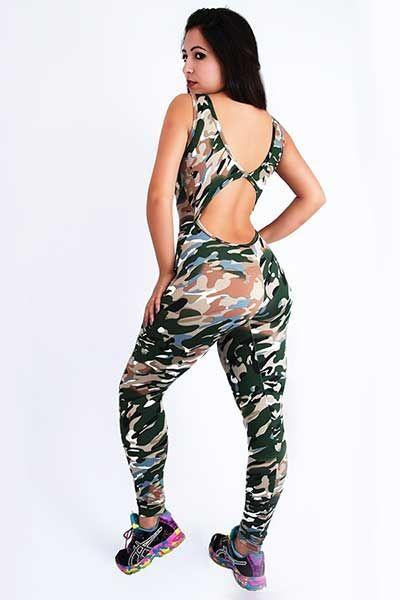 658b415e7 Modelos de Macacão de Academia Femininos Ladies Pants