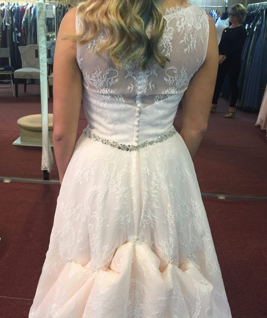 What is a Wedding Dress Bustle and Why Do You Need It
