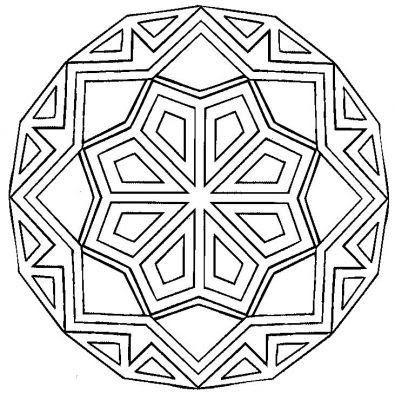 fotos - google mit bildern | geometrische malvorlagen, ausmalbilder, geometrisches mandala
