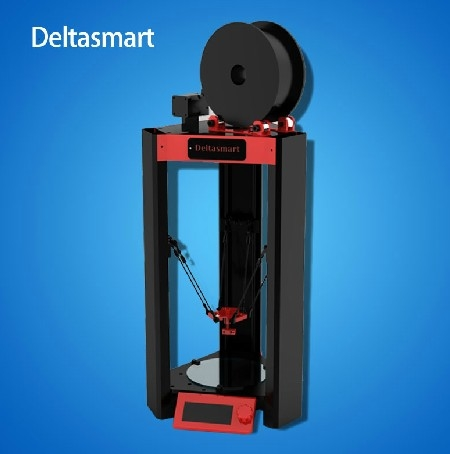 1499.00$  Buy now - http://ali7ll.worldwells.pw/go.php?t=32261232831 - 3d printer high-speed high-accuracy large-size