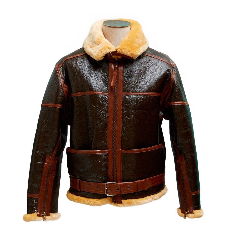 Blousons Aviateur RAF Jackets, Aviator jackets, Leather