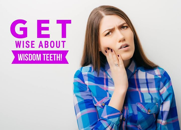 Did you know that ignoring your wisdom teeth has a high