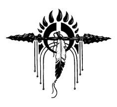 native american symbols clip art free google search tattoos rh pinterest co uk Native American Tee Pee Clip Art Native American Tee Pee Clip Art