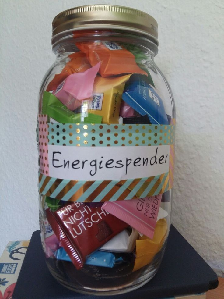 Great gift idea for the colleagues to say goodbye or just like that. #abschiedsgeschenkerzieherin