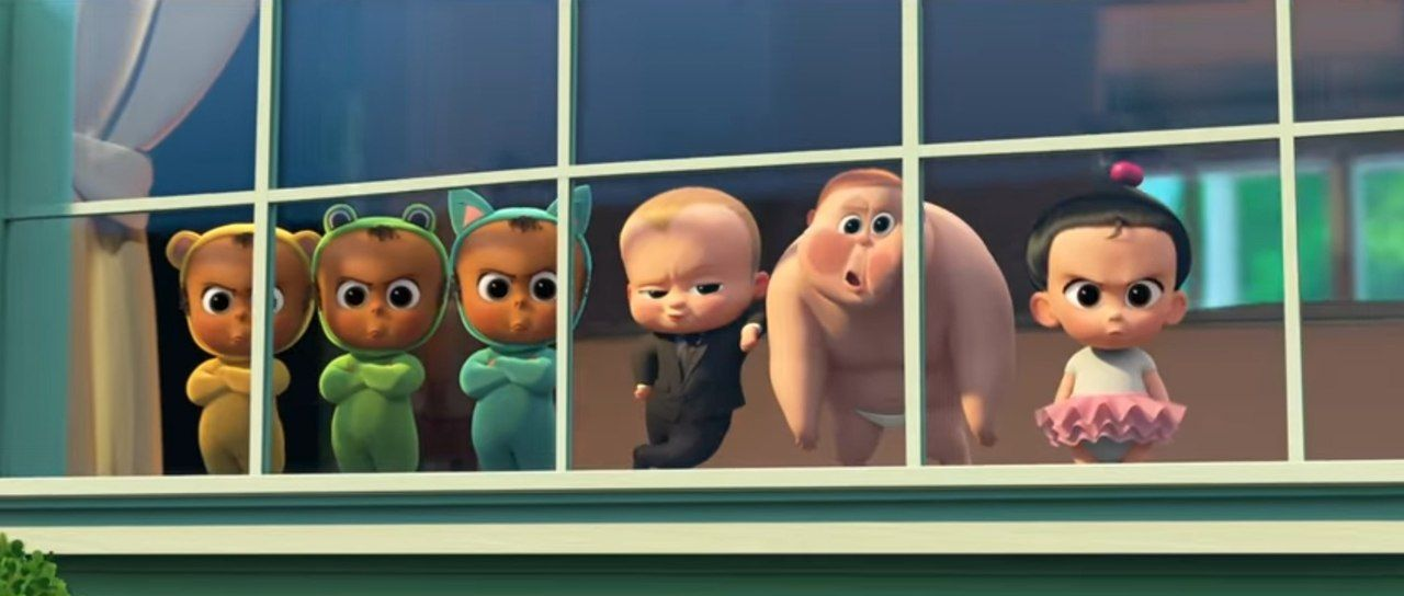 Movie Tops Character Boss Baby Tim Templeton Eugene And Jimbo Etc Boss Baby Good Animated Movies Baby Products 2017