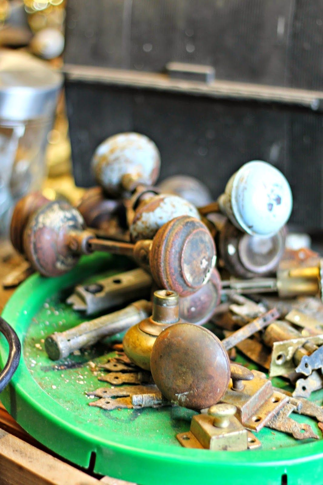 Find a treasure at old house salvage near greenville sc
