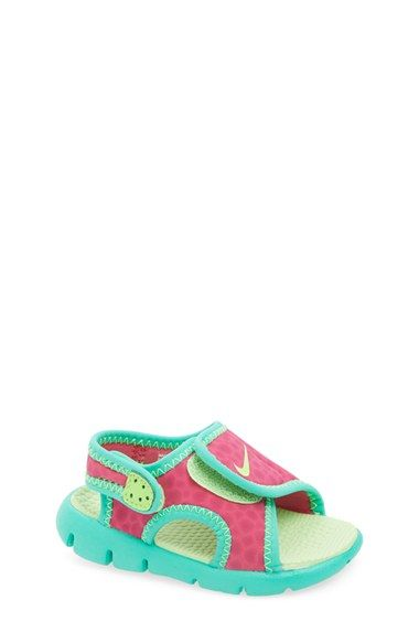 Free shipping and returns on Nike  Sunray Adjust 4  Sandal (Baby ... ca04076ae2