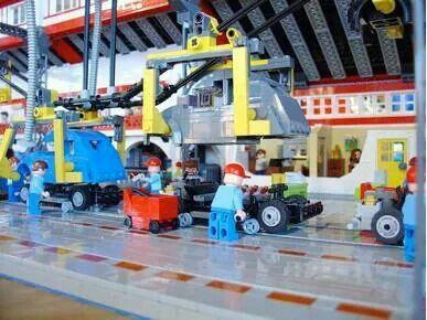 Lego Deuche