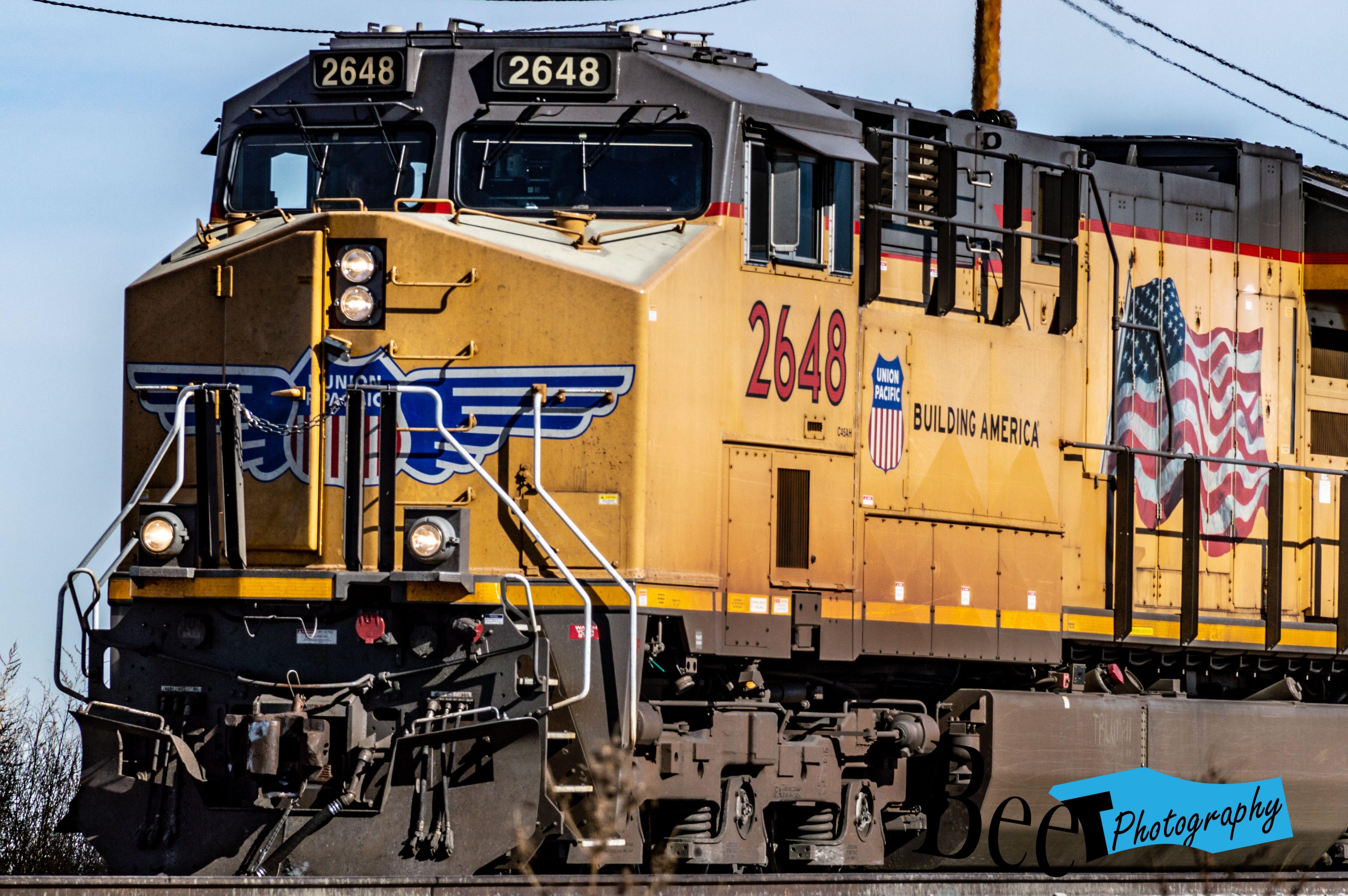 Train Engine 2648 Train Train Engines Train Photography