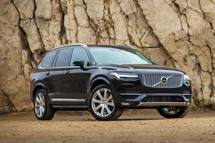 2017 Volvo Xc90 Model That Will Impress Everyone Volvo Xc90