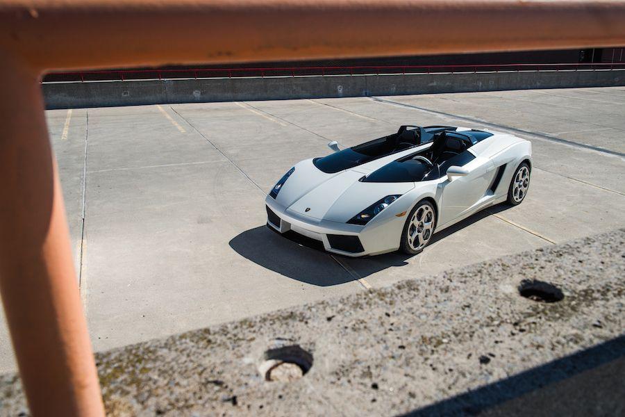 Este Lamborghini Concept S, Unico En Su Tipo, Irá A Subasta En Nueva York