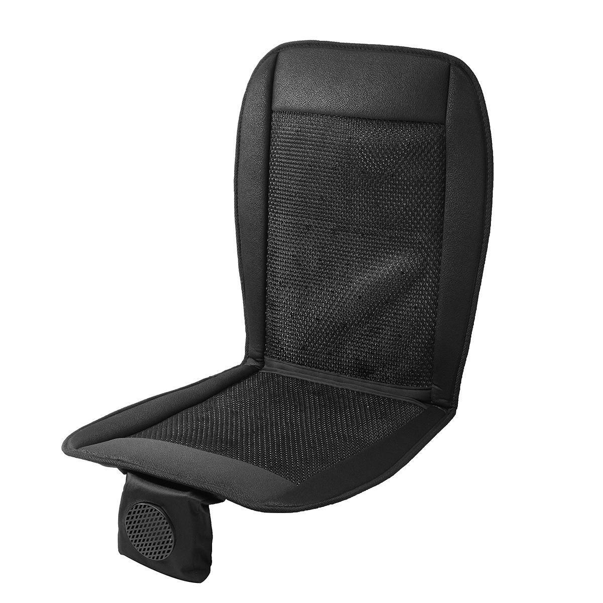 Us 54 99 12v Cooling Car Seat Cushion Cover Air Ventilated Fan