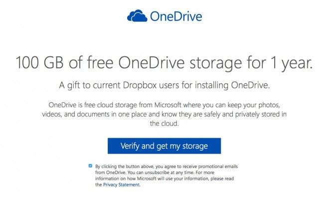 Microsoft regala hasta 200GB de almacanamiento en OneDrive