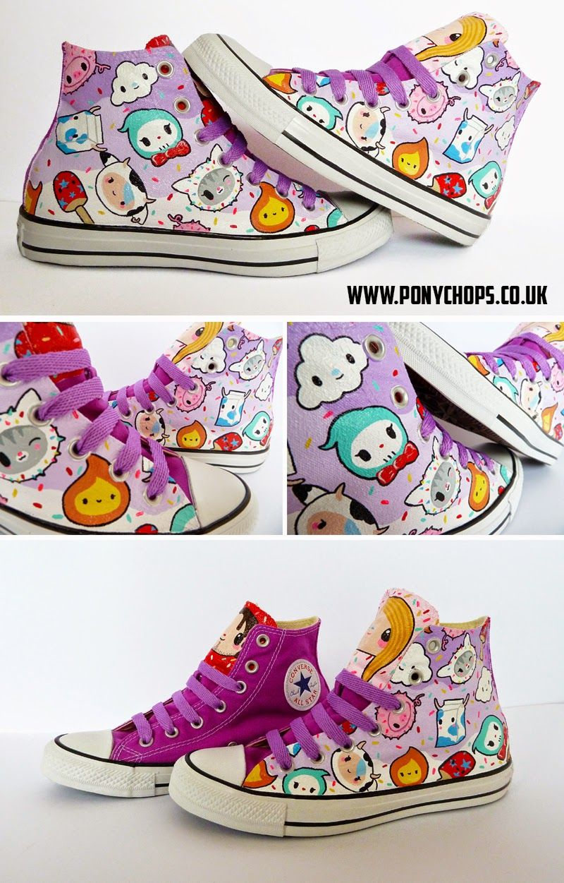 the latest c812f a6d39 Tokidoki converse! | Things I want but may or may not need ...