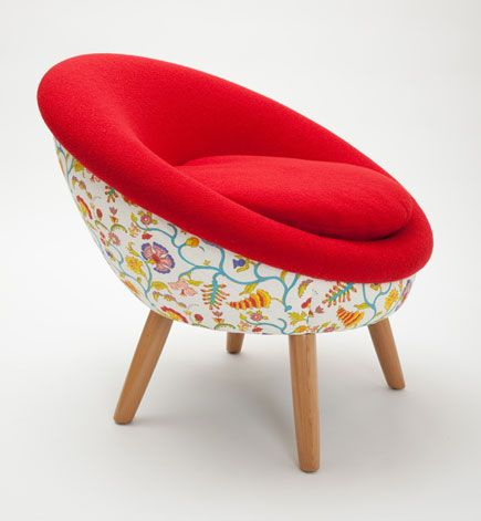 Circular Chair By Alexandra Angle Interior Design