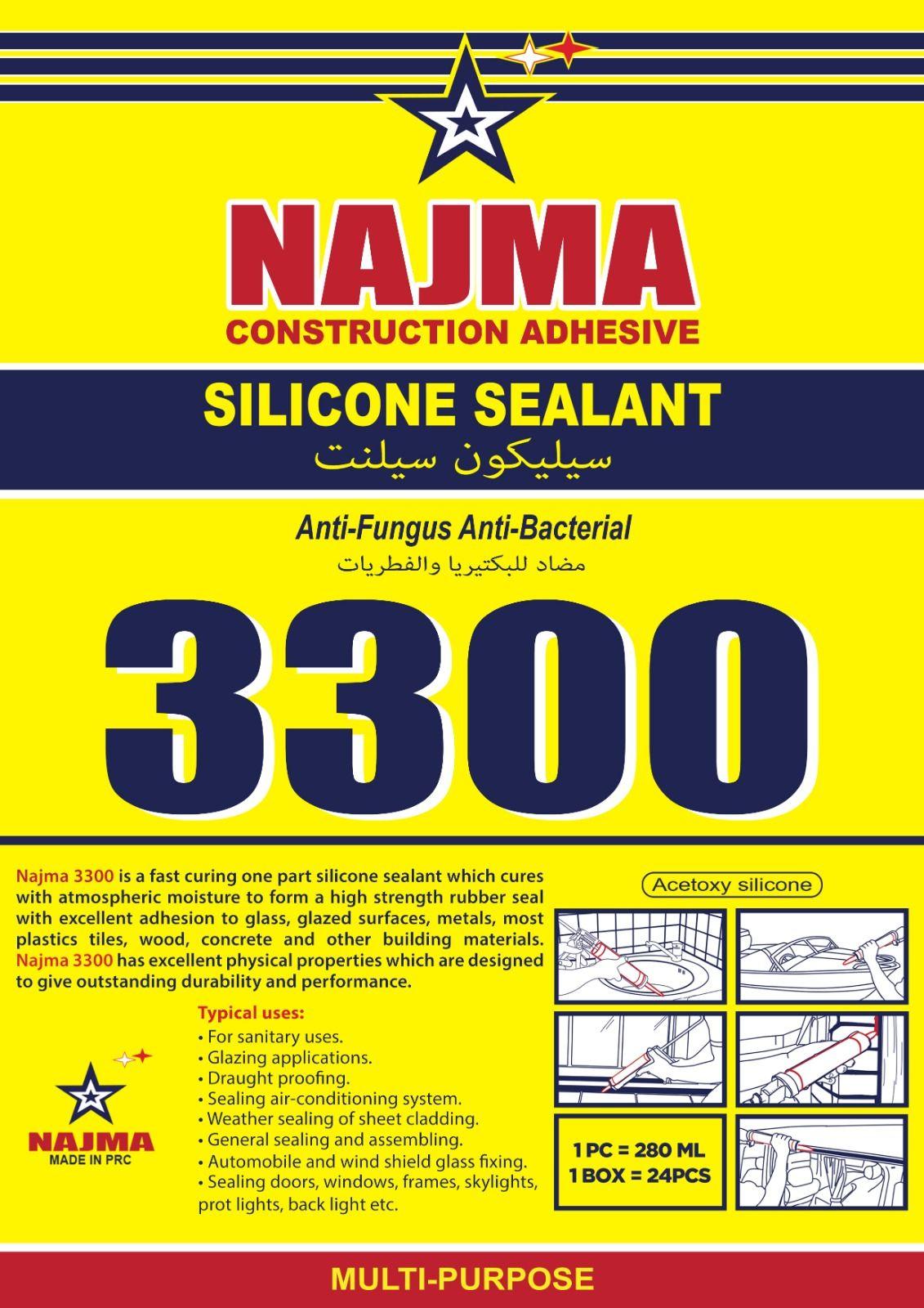 Silicone sealant adhesive qatar in 2020 Sealant
