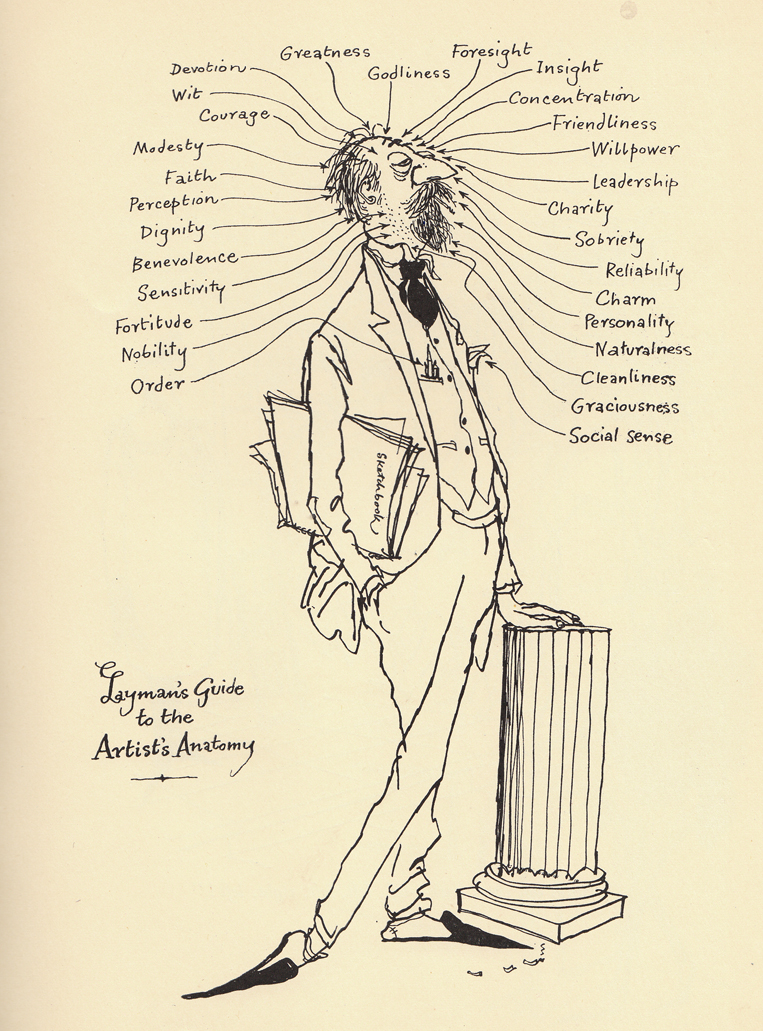 Flooby Nooby: R.I.P. Ronald Searle