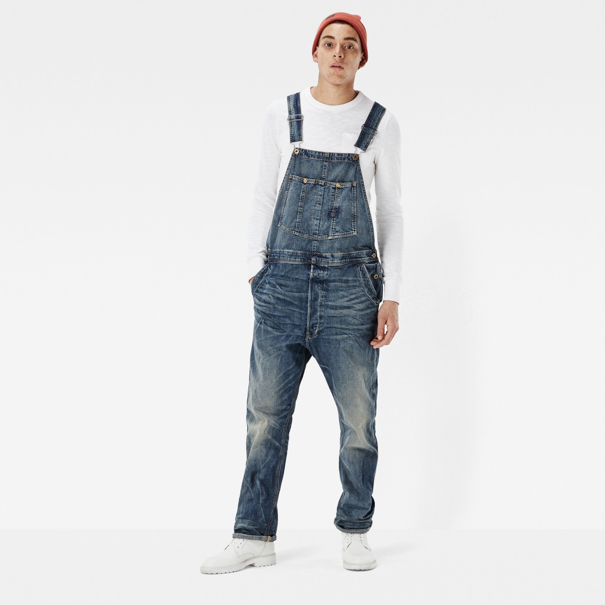 Mens Overalls G Star Raw