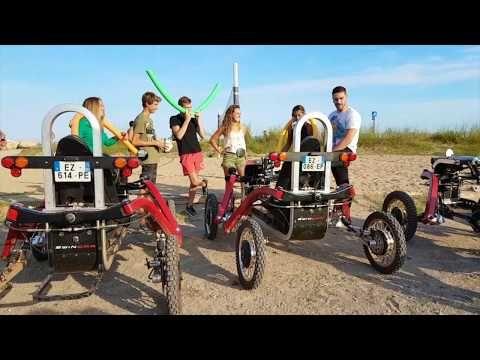 SWINCAR la mobilité douce #swincarvideo #electriccar - YouTube
