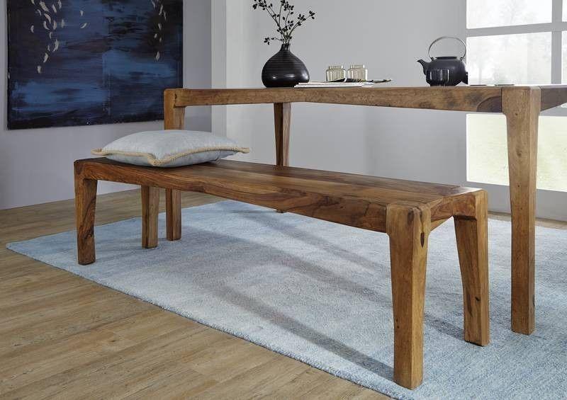 # 0108 le Sheesham Ancona Bank / Rosewood Furniture