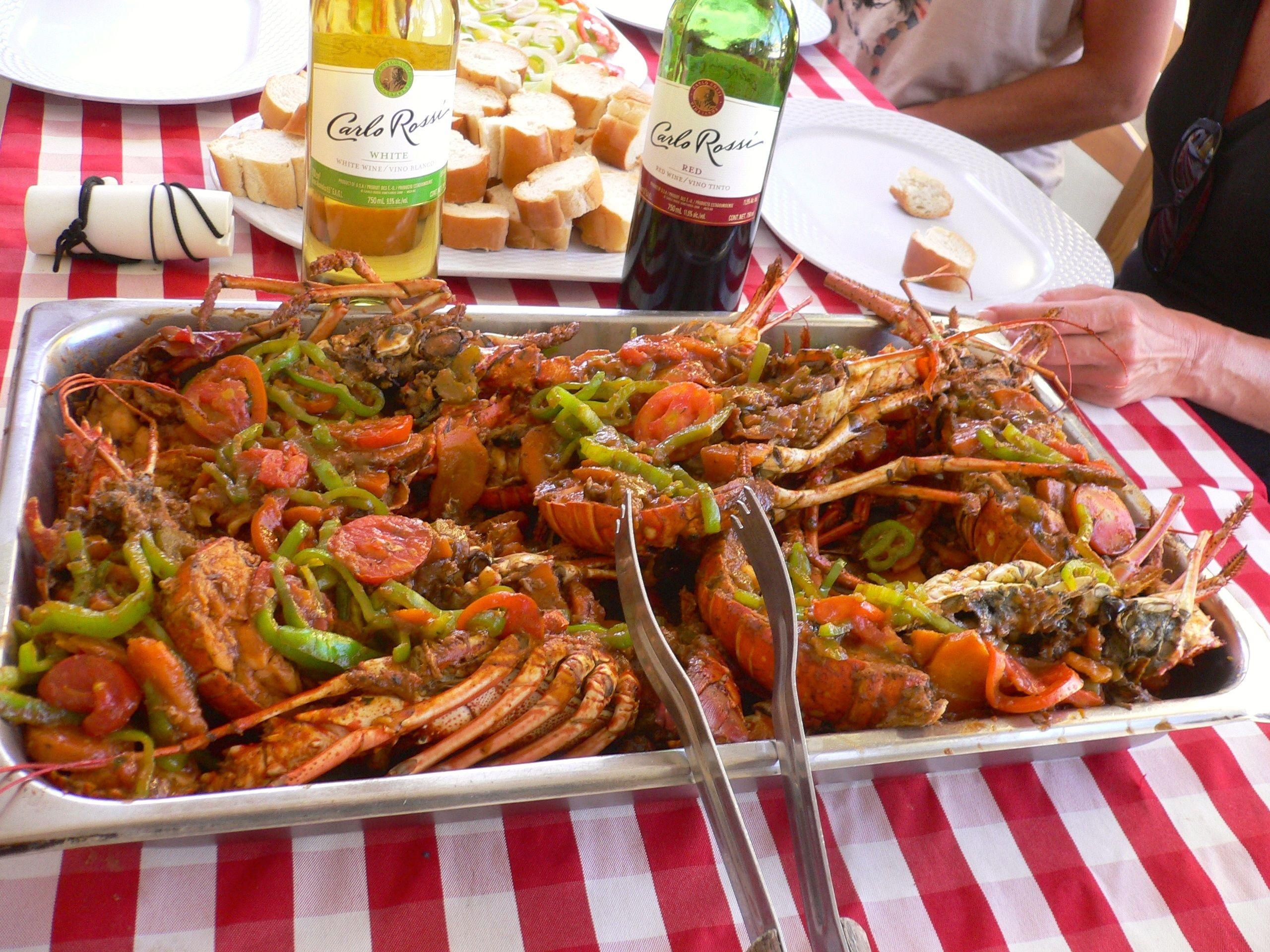 Lobster satt