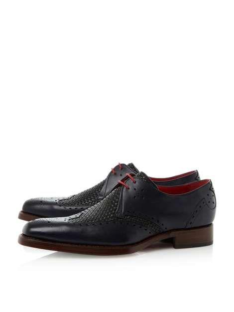 Jeffery West Passenger Gibson Shoes