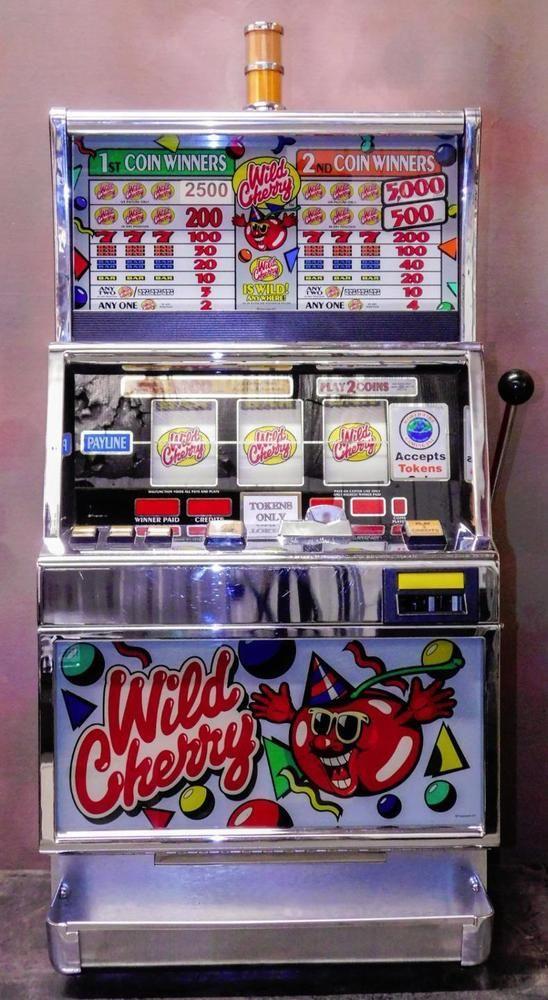 S+ slot machine