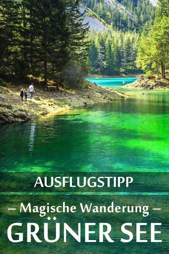 Grüner See: Ein magischer Ort in den Alpen