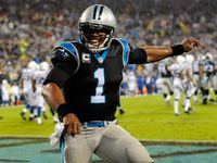 Cam Newton and the Carolina Panthers survived an Indianapolis Colts comeback attempt to win in overtime on Monday night. The Panthers are now 7-0.