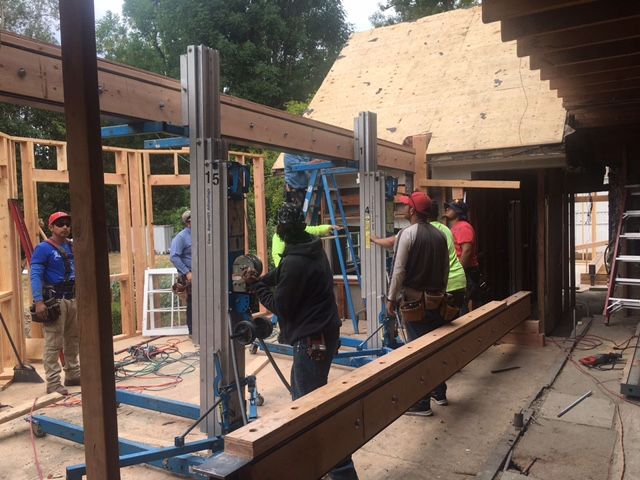 Framing Jobs In Los Angeles California | Home renovation | Pinterest ...