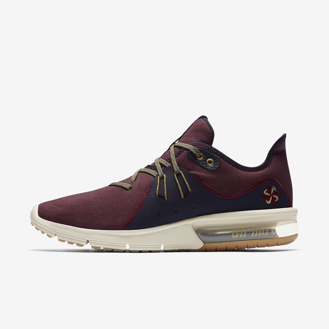 in stock usa cheap sale price reduced Nike Air Max Sequent 3 Premium VST Men's Running Shoe in ...