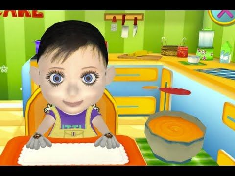 3d baby day care baby care games for kids baby play games