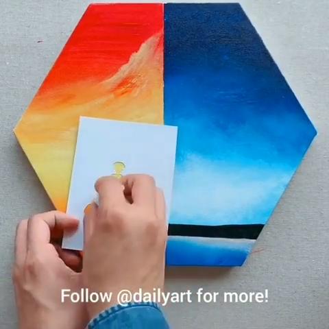 Great art by ID: 1159505892 (Döuyin App) #art #artvideos #painting #sketch #dra…