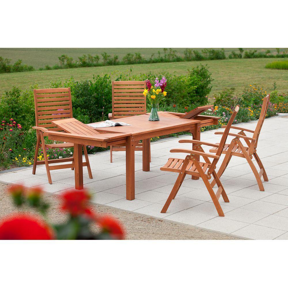 Günstige Gartenmöbel Online Bestellen Teak Gartenmöbel Set
